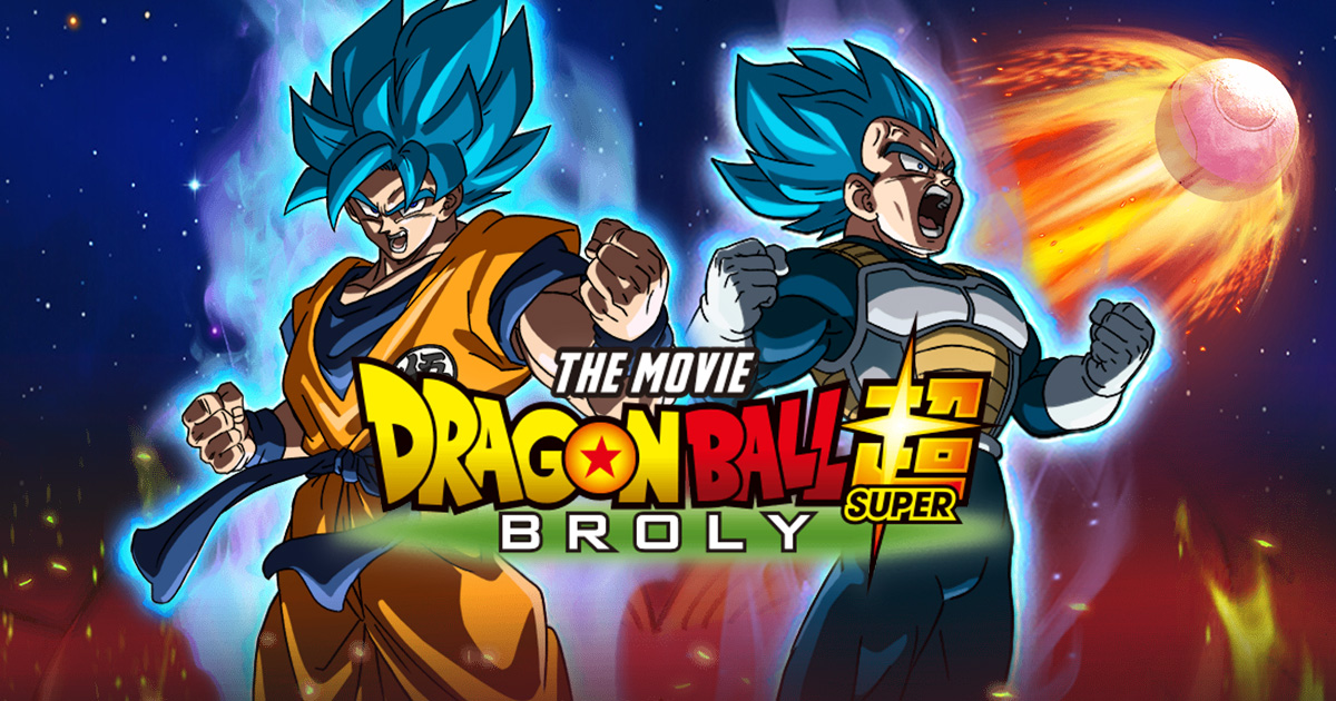 dragon ball super broly in cinemas january 24